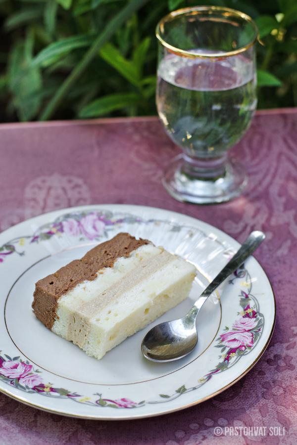 Torta sa cokoladom i kafom