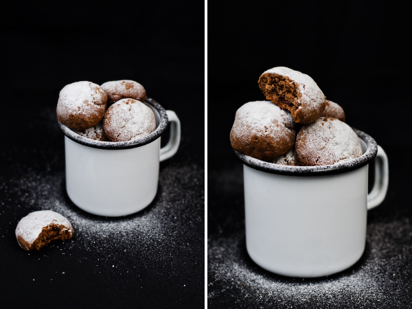 Keks sa cimetom  i cokoladom