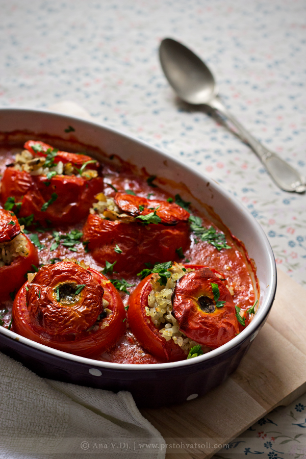 Punjeni paradajz