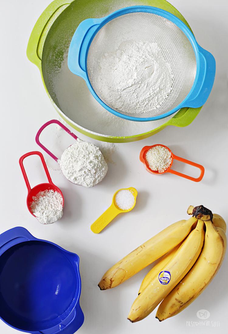 Pohovane banane