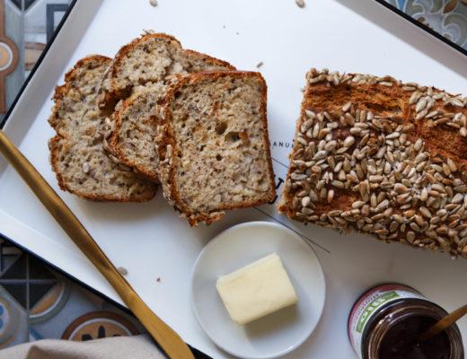 Brzi hleb sa semenkama