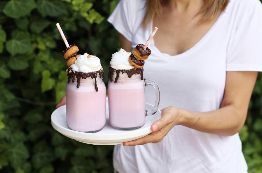 Jagoda milksejk