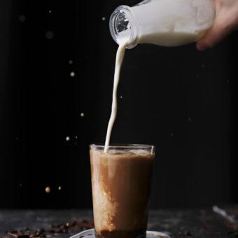 Concept styling: kafa & čokolada
